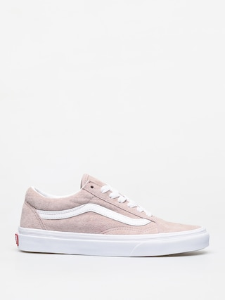 Boty Vans Old Skool (pig suede/shadow gray/true white)