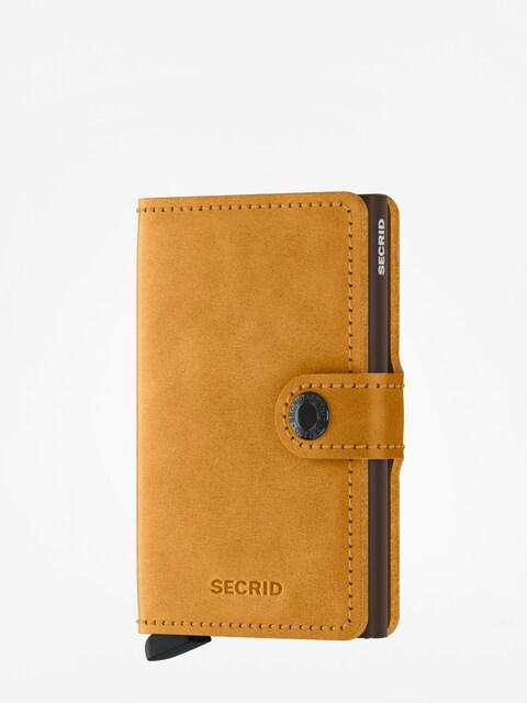 Peněženka Secrid Miniwallet (vintage ochre)