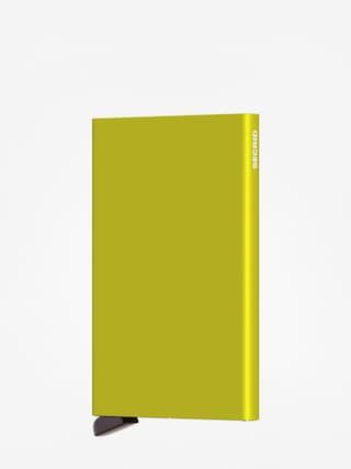 Penu011bu017eenka Secrid Cardprotector (lime)