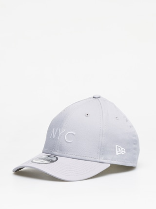Ku0161iltovka  New Era Nyc Seasonal 9 Forty ZD (grey/white)