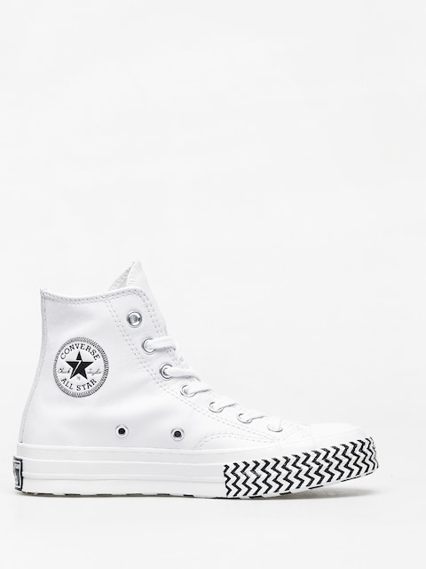 Tenisky Converse Chuck 70 Hi Mission-V Wmn (white/black/white)