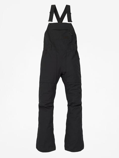 Snowboardové kalhoty  Burton Avalon Bib Wmn (true black)