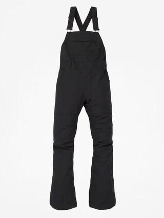 Snowboardovu00e9 kalhoty  Burton Avalon Bib Wmn (true black)