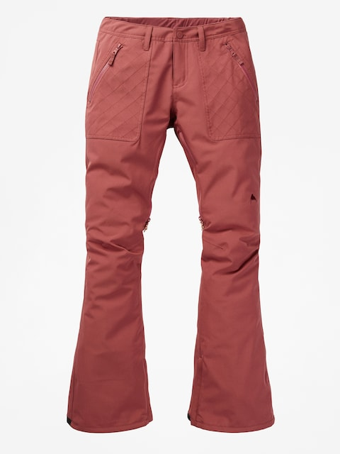 Snowboardové kalhoty  Burton Vida Wmn (rose brown)