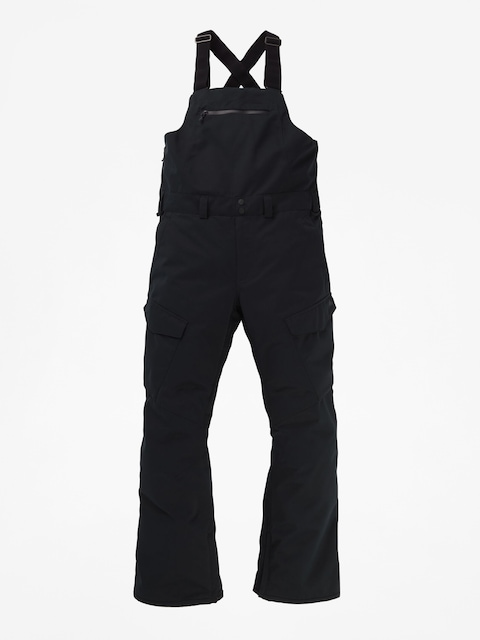 Snowboardové kalhoty  Burton Reserve Bib (true black)
