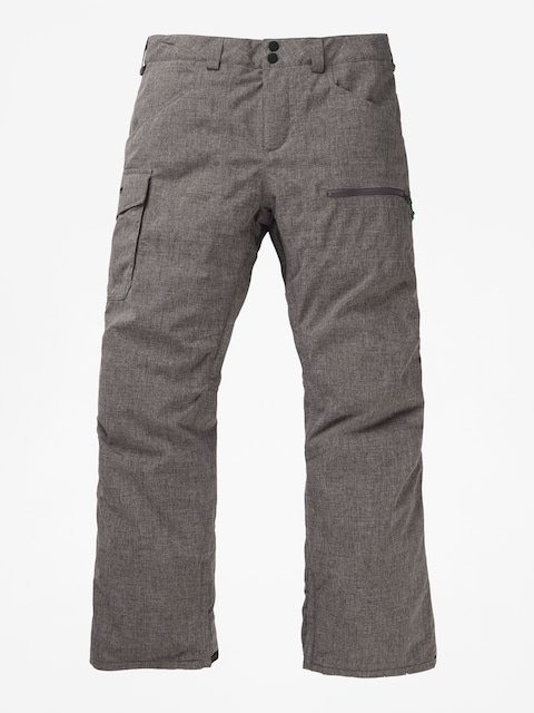 Snowboardové kalhoty Burton Covert (bog heather)