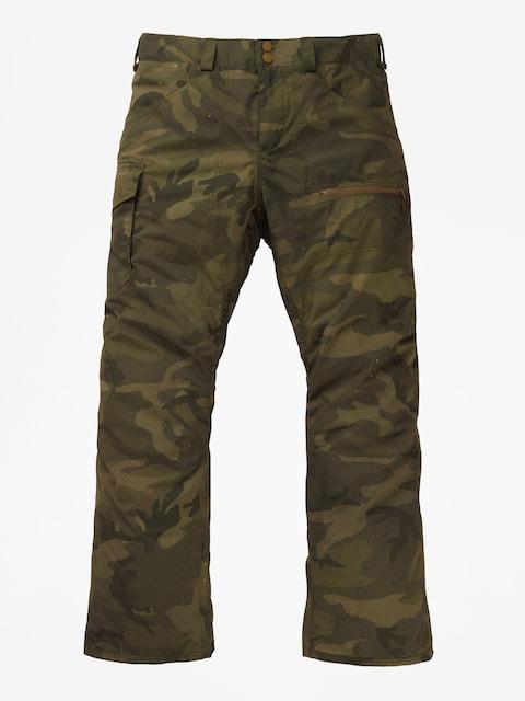 Snowboardové kalhoty Burton Covert (worn camo)