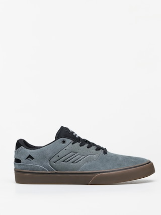 Boty Emerica The Reynolds Low Vulc (grey/black/gum)