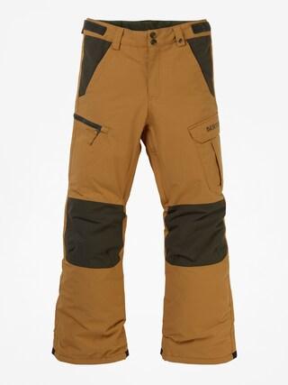 Snowboardovu00e9 kalhoty  Burton Exile Cargo (wood thrush)