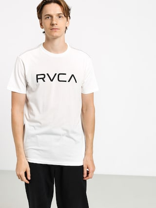 Tričko RVCA Big Rvca Vintage (antique white)