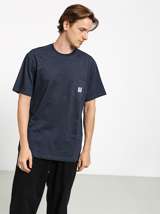 Triu010dko Element Basic Pocket Label (indigo heather)