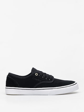 Boty Emerica Wino Standard (black/white/gold)