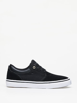 Boty Emerica Alcove (black/white/gold)