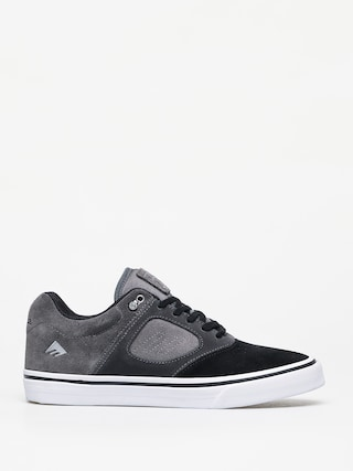 Boty Emerica Reynolds 3 G6 Vulc (black/dark grey/grey)