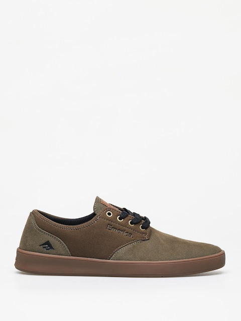 Boty Emerica The Romero Laced (olive/gum)
