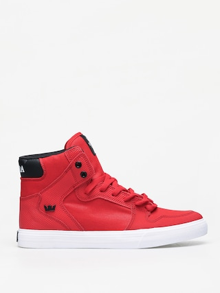 Boty Supra Vaider (risk red/black white)