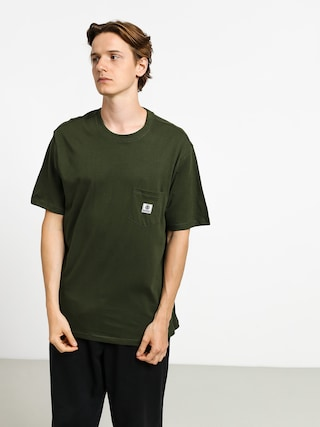 Triu010dko Element Basic Pocket Label (olive drab)