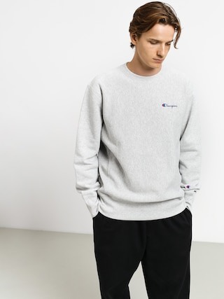 Mikina Champion Premium Reverse Weave Crewneck Left Chest Logo (loxgm)