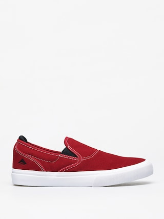 Boty Emerica Wino G6 Slip On (red/white/black)