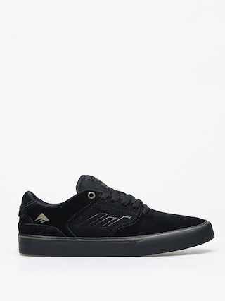 Boty Emerica The Reynolds Low Vulc (black/olive/black)