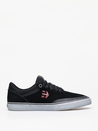 Boty Etnies Marana Vulc (black/red/grey)
