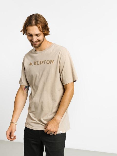 Tričko Burton Horizontal Mtn (plaza taupe)