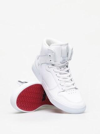 Supra Boty Vaider (white/white red)