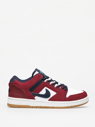 Boty Nike SB Air Force II Low (team red/obsidian white summit white)