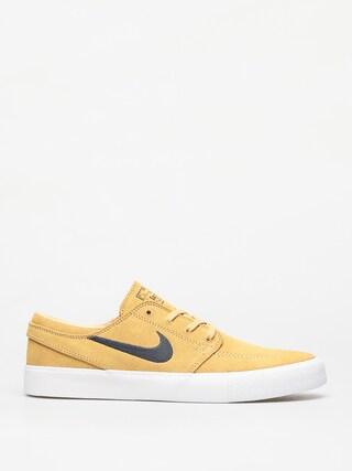 Boty Nike SB Zoom Janoski Rm (celestial gold/anthracite summit white)
