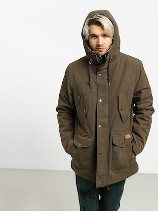Bunda Volcom Starget 5K Parka (major brown)