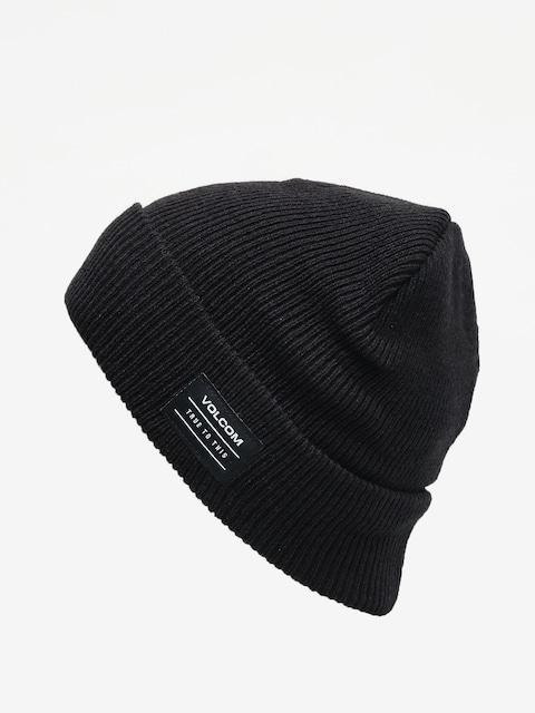 Čepice Volcom Knowledge Beanie (black)