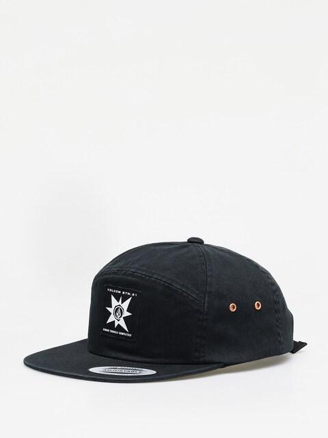 Kšiltovka  Volcom A.P.#2 ZD (black)