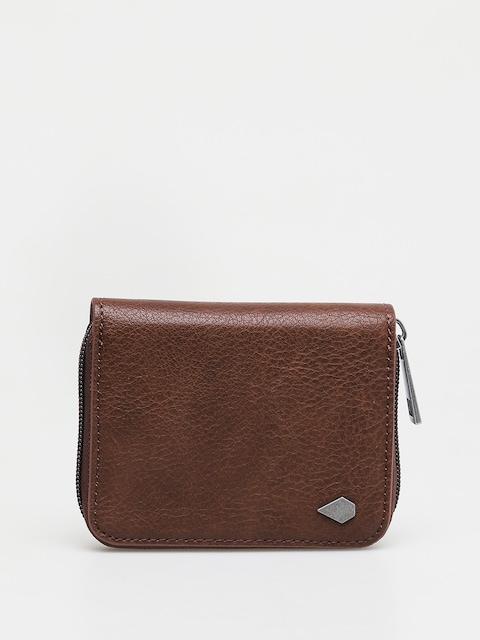 Peněženka Volcom Usual Wmn (brown)