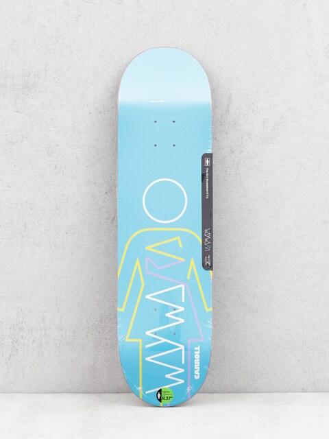 Deska Girl Skateboard Carroll Wayward (blue)