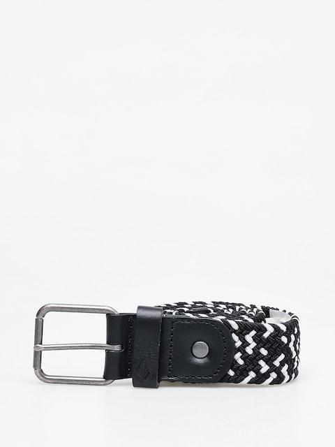 Pásek Volcom Krupa (black/white)