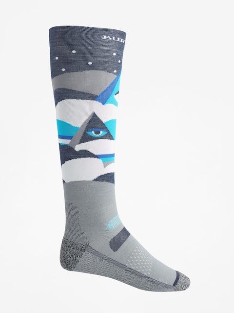 Ponožky Burton Performance Ultralight (gray heather)
