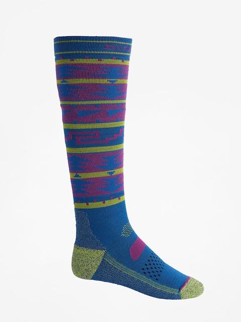 Ponožky Burton Performance Lightweight (classic blue)