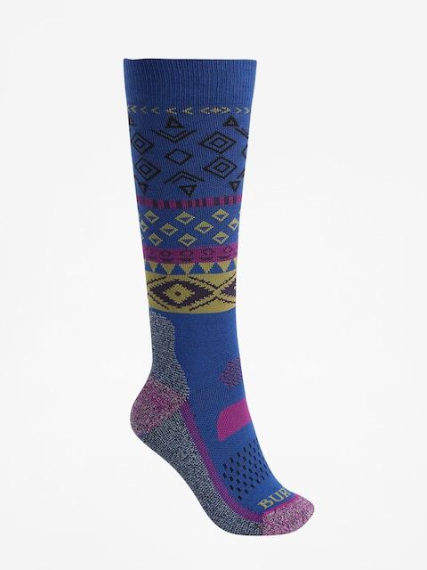 Ponožky Burton Performance Lightweight Wmn (royal blue)
