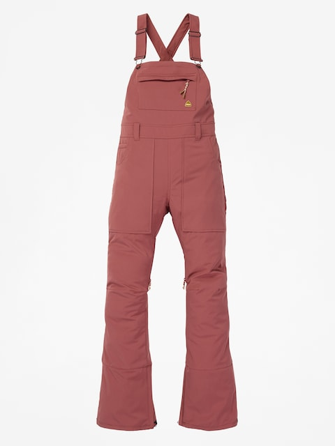 Snowboardové kalhoty  Burton Avalon Bish Wmn (rose brown)