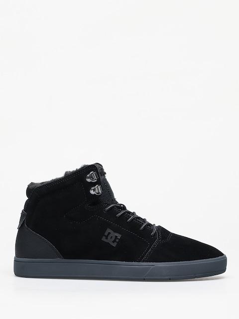 Zimní boty DC Crisis High Wnt (black/grey)