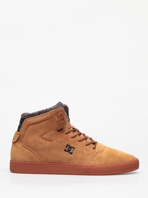 Zimní boty DC Crisis High Wnt (tan/brown)