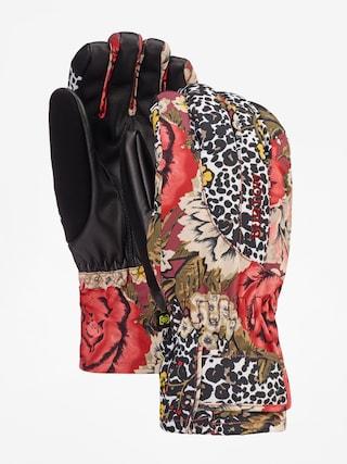Rukavice Burton Profile Undgl Wmn (cheetah floral)