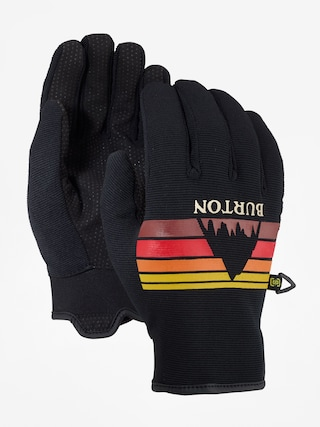 Rukavice Burton Formula Glove (true black sunset)