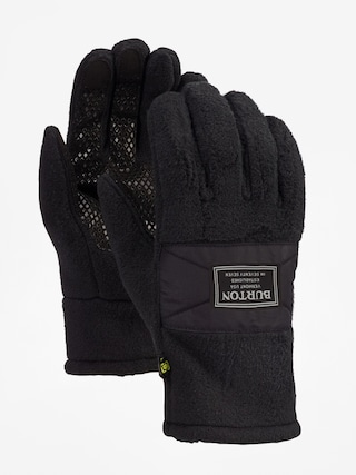 Rukavice Burton Ember Fleece Glv (true black)