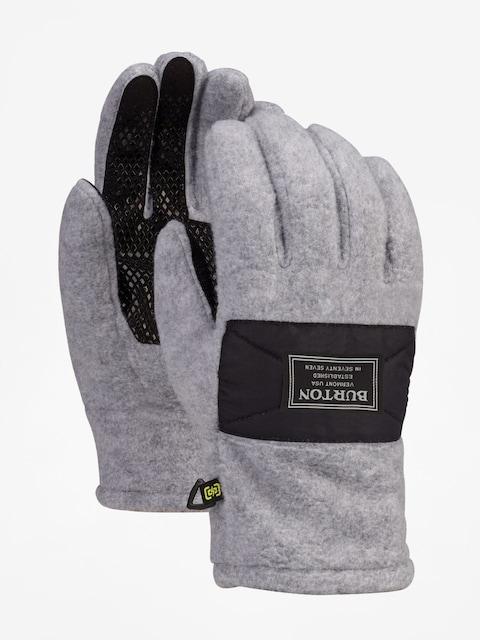 Rukavice Burton Ember Fleece Glv (gray heather)