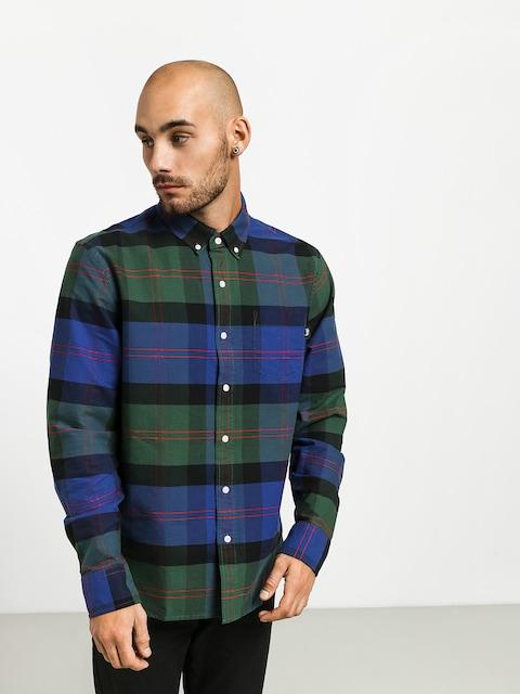 Košile Stussy Classic Oxford (green plaid)