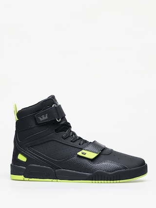 Boty Supra Breaker (black/lime black)
