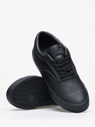 Boty Supra Hammer Vtg (black black)