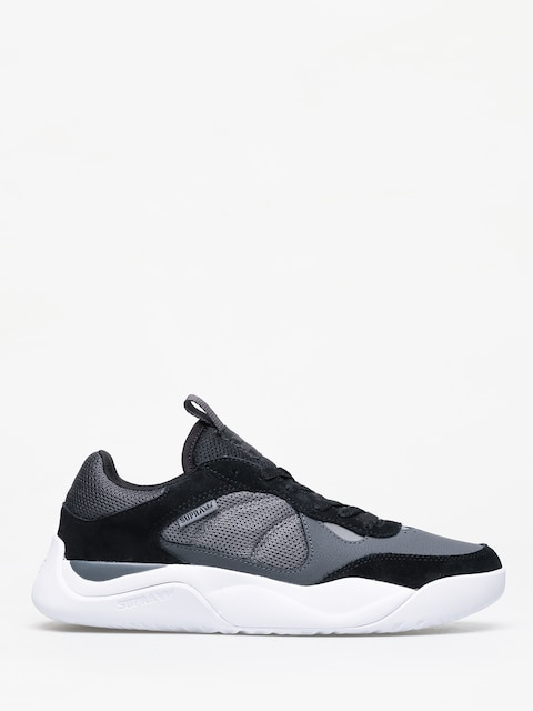 Boty Supra Pecos (black/dk grey white)