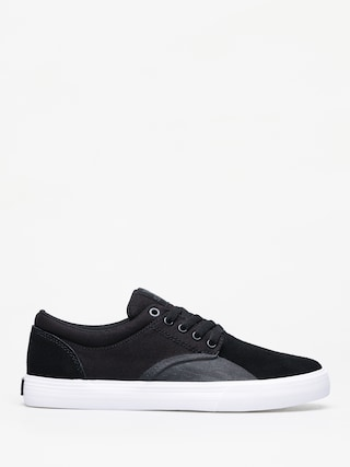 Boty Supra Chino (black/black white)